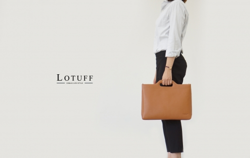 Simple Tote & Briefcase
