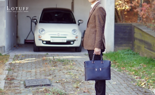 Leather Briefcase For Man